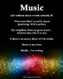 Unframed Music Inspirational 8