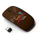 KawaiiMouse [ Optical 2.4G Wireless Mouse ] Lyrics Song Music Love Quote Funny Creativity
